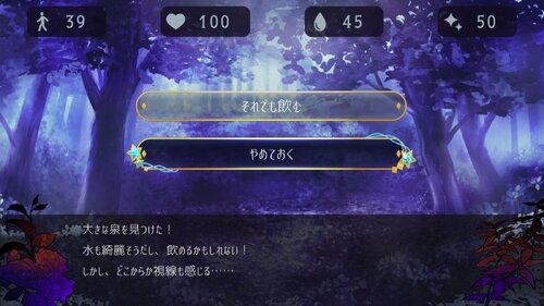 精霊の眠る森 Forest Of Fate Game Screen Shot2
