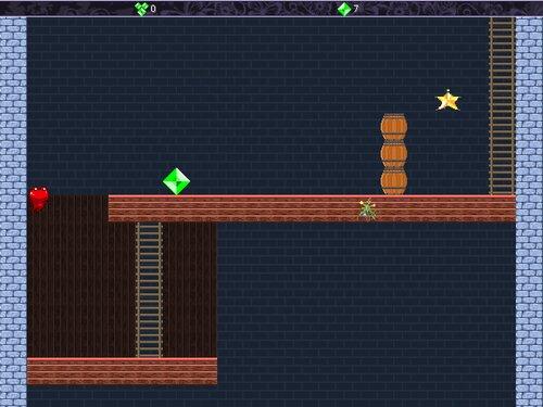 Frog Tower Game Screen Shot3