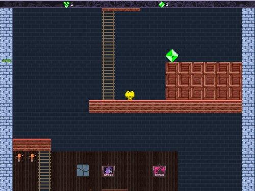 Frog Tower Game Screen Shot4