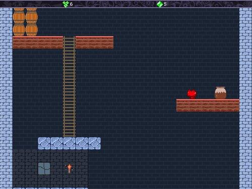 Frog Tower Game Screen Shot5