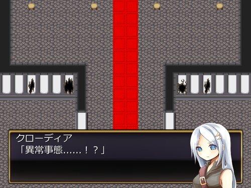 グスタフ戦記 Game Screen Shot5