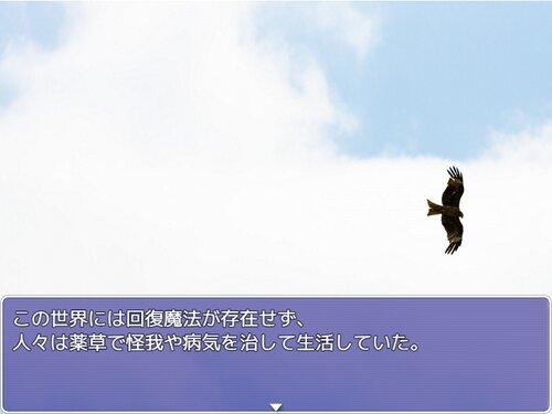 【フルボイス!】薬草でしか回復出来ない世界で全薬草を魔王に買い占められてしまうRPG Game Screen Shot2