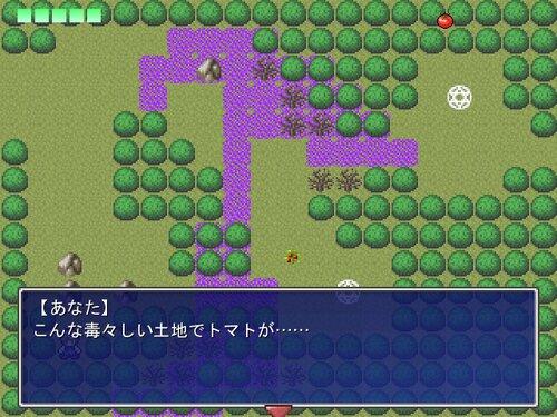 トマトが実る毒の森 Game Screen Shot
