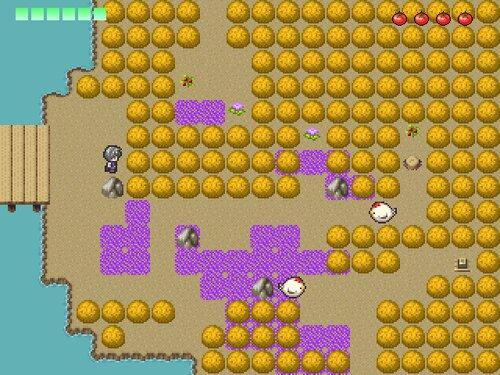 トマトが実る毒の森 Game Screen Shot3