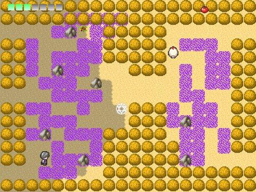 トマトが実る毒の森 Game Screen Shot5