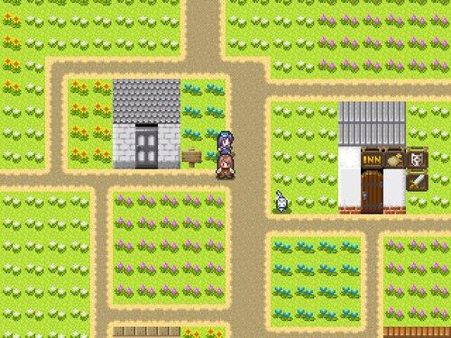 ~リュナとシュゴの冒険物語~ Game Screen Shot3