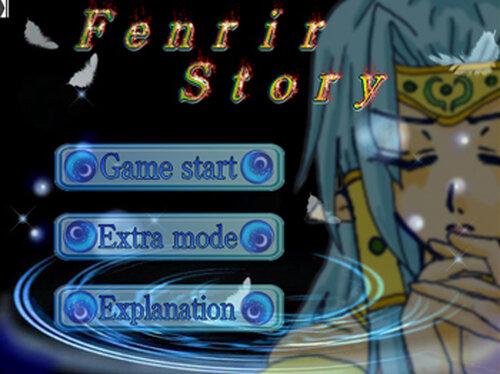 Fenrir Story Game Screen Shot2