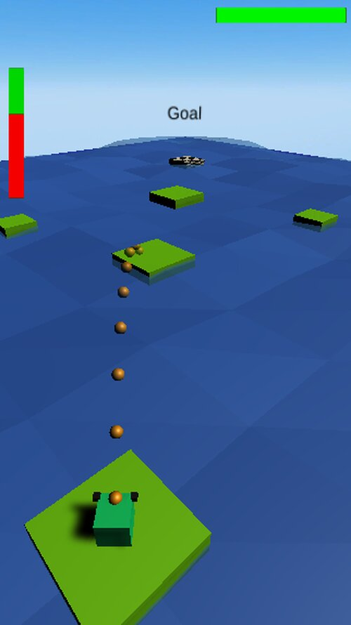 Jump Game Screen Shot3