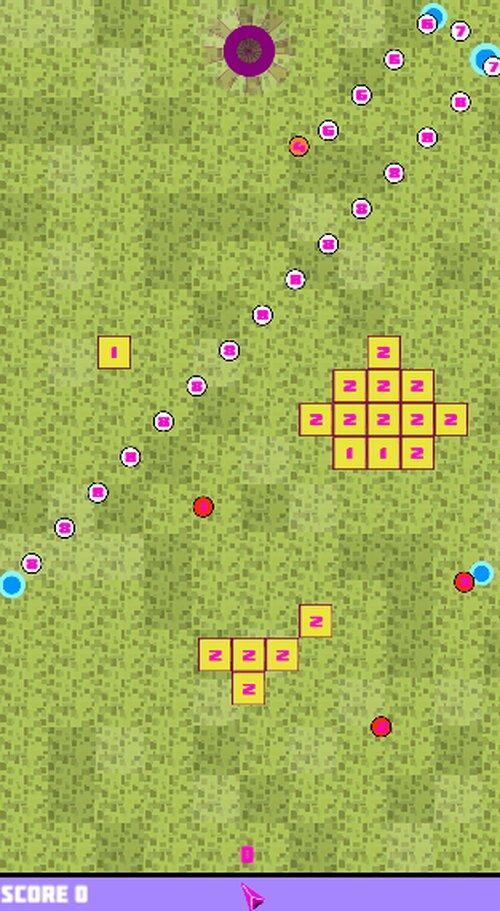 BlockGolf Game Screen Shot5