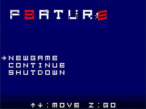 FEATURE Game Screen Shot