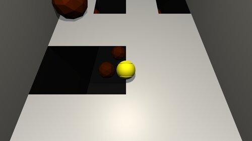 korokoro Game Screen Shot2