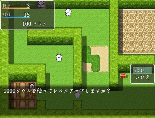 ONJ SOULS Game Screen Shot2
