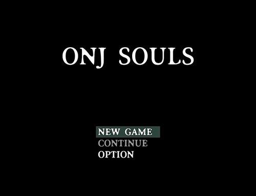 ONJ SOULS Game Screen Shot5