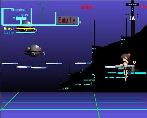 Pray For Flash ~Flash player のサポートを終了いたします~ Game Screen Shots