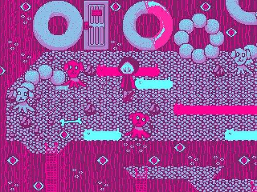 ジェノサイドライタア Game Screen Shot5