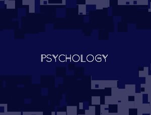 PSYCHOLOGY Screenshot