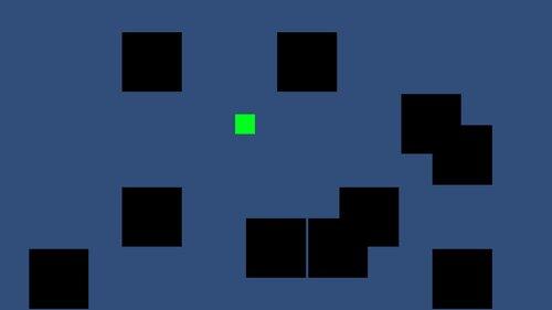 四角を消すだけのゲーム Game Screen Shot