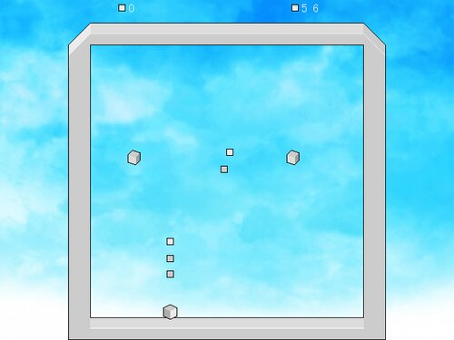 豆腐スイッチ Minis Game Screen Shot4