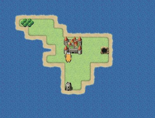 やきう民の冒険 Game Screen Shot2