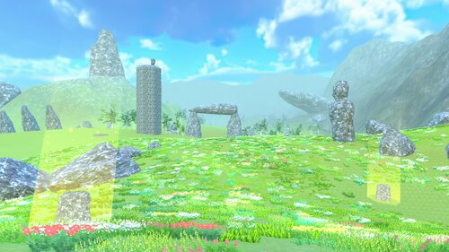 Sacred Place フリー版 Game Screen Shot1