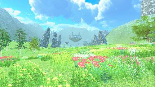 Sacred Place フリー版 Game Screen Shot2