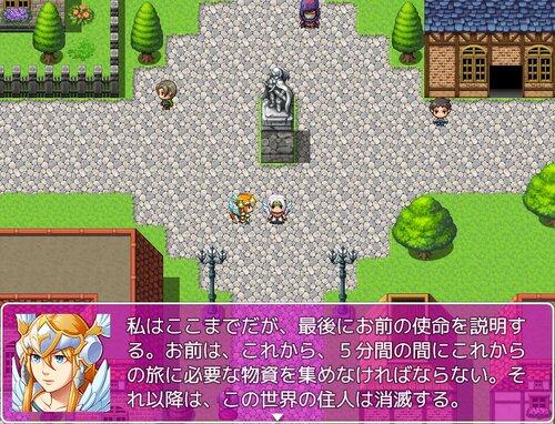 5分勇者 Game Screen Shot3