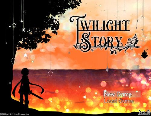 TwilightStory Game Screen Shots