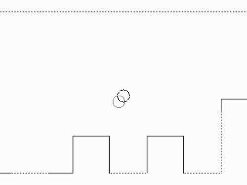 LINE BALL Game Screen Shot5