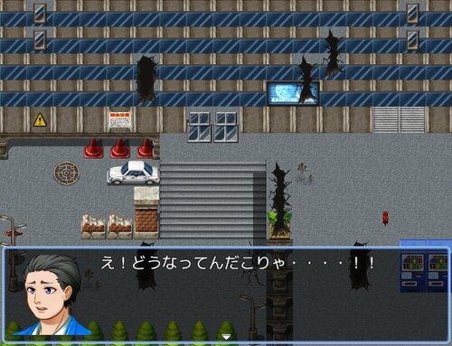 キーナンの冒険 Game Screen Shot
