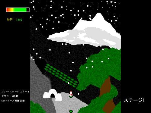 雪玉大戦争 Game Screen Shot2