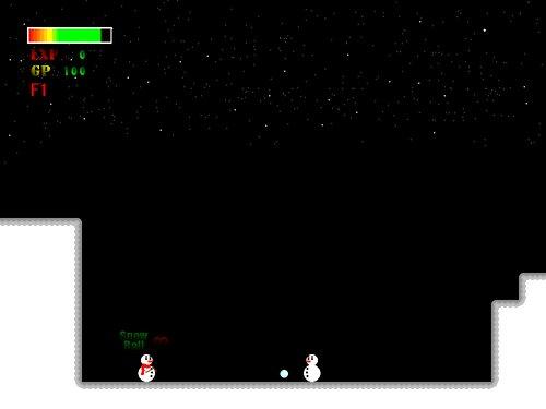 雪玉大戦争 Game Screen Shot3