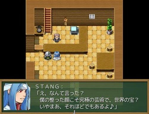 保安官ラプソディ ~小さな島の小さな事件 Game Screen Shot5
