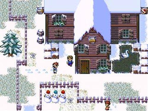 光と闇のセレナーデ Game Screen Shot1