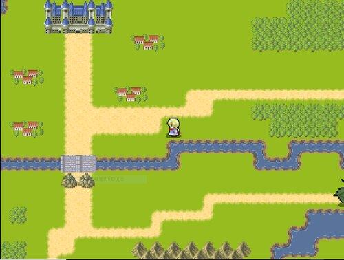 ドラゴンバスターRPG Game Screen Shot