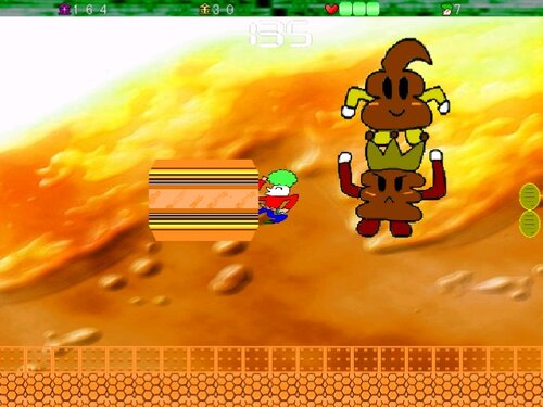 スーパーネコヤシーユ2Dワールド Game Screen Shot4