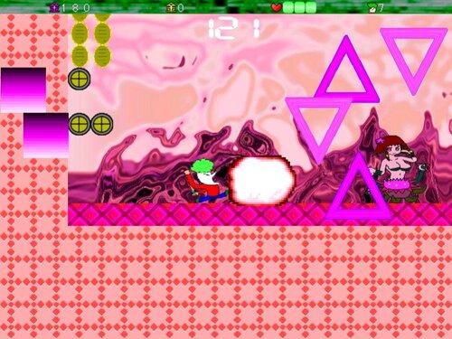 スーパーネコヤシーユ2Dワールド Game Screen Shot5