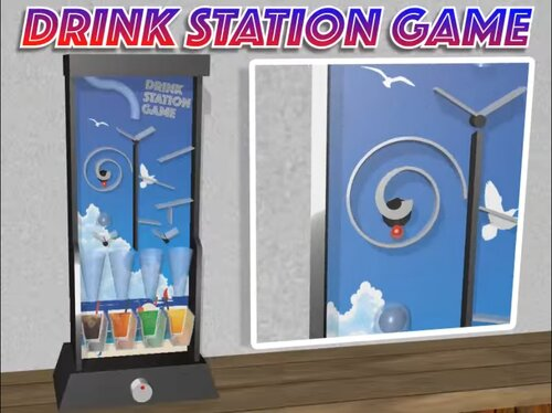 DRINK STATION GAME Game Screen Shot3