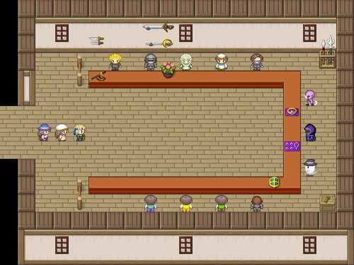 理詰めトライアル Game Screen Shot5