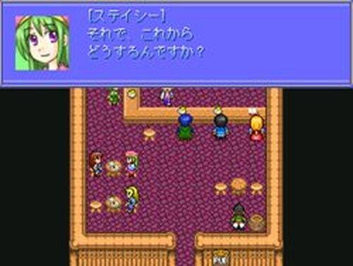 ヒーテモロットの精霊 Game Screen Shots