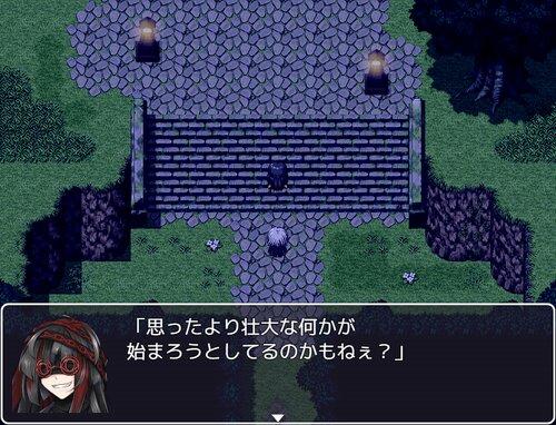 魔法戦争~竜と魔物と殺し屋と~ Game Screen Shot