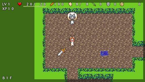 ねころーぐ Game Screen Shot1