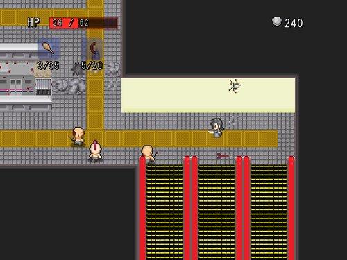FURY SWORD ~IMPACT EVENT~ Game Screen Shot1