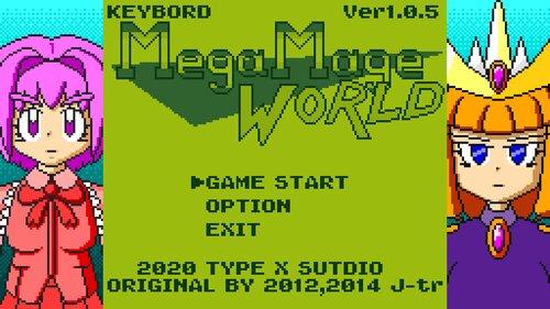 MegaMageWORLD Game Screen Shot