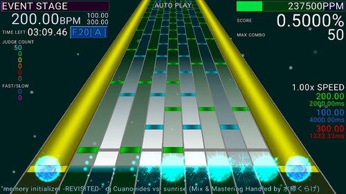 Celestial Shooter Game Screen Shot1