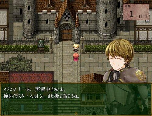 アポロの騎士団と消えた王国~Welcome to apollona edition~ Game Screen Shot2