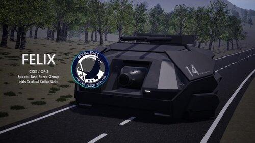 ストライクシーケンス Game Screen Shot