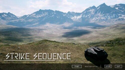 ストライクシーケンス Game Screen Shots