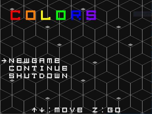 COLORS Game Screen Shot1