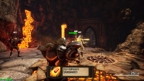 IronGladiator Game Screen Shot2