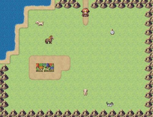 勇者ハロルドの「コロ」探し Game Screen Shot3